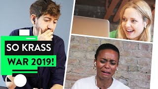 Wir reagieren auf die krassesten Momente - Best of 2019