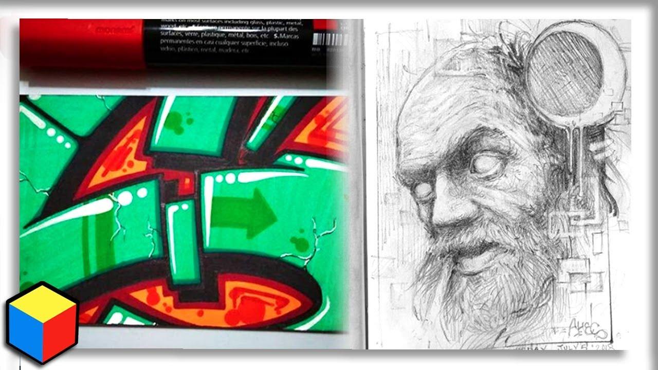 Amazing art critique how to highlight graffiti