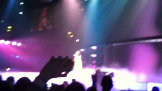 Rihanna - California King Bed Live at the MEN Arena 9th October 2011