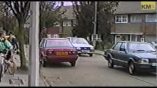 Amateur Cameraman Captures Aftermath Of Great Storm In 1987