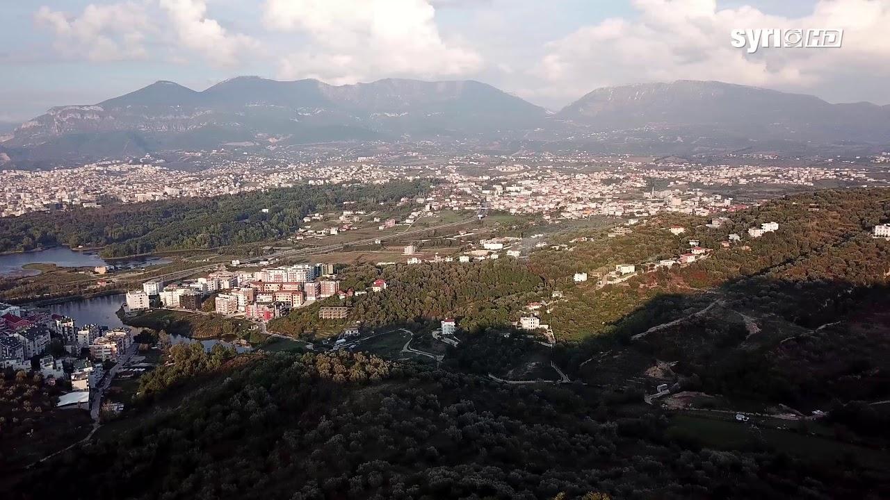 Tirana nga lart (Pamje 4K)