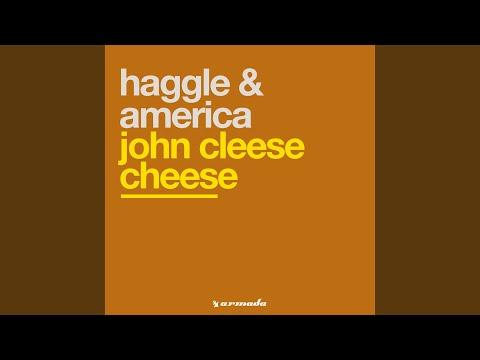John Cleese Cheese