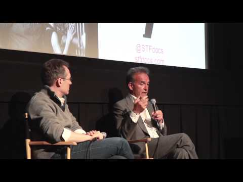 Q&A with Nick Broomfield on his film AILEEN at STF docs Spring 2015