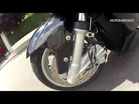 Essai Yamaha Majesty S 125