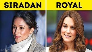Hiçbir Kraliyet Kadınının Asla Bozmayacağı 9 Güzellik Kuralı Video