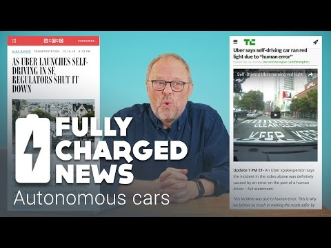Autonomous Cars | Fully Charged News