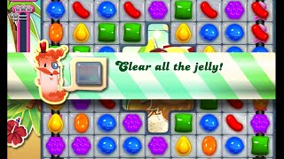 Candy Crush Saga Level 905 walkthrough (no boosters)
