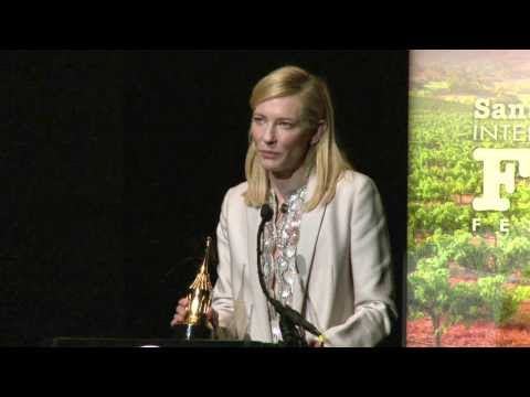 YTS Digital Films - 2014 SBIFF - Cate Blanchett Tribute Highlights