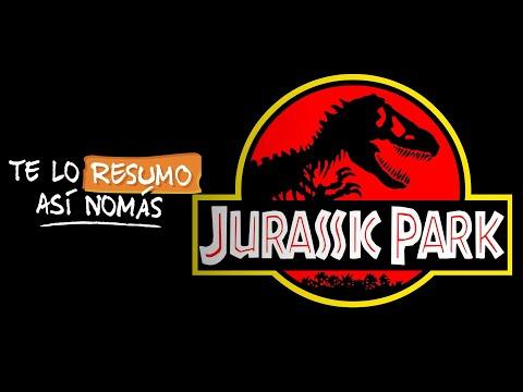 La Saga de Jurassic Park | Te Lo Resumo Así Nomás