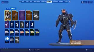 *NEW* VISITOR VOLTA SKIN OUT NOW | Fortnite: Battle Royale