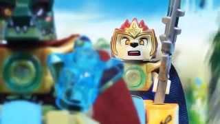 LEGO CHIMA 70227 레고 키마 6화 [ 키마 라발 대 크래거]