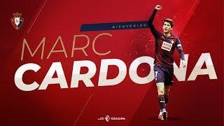 """Marc Cardona: """"Por mi parte no va a faltar trabajo y sacrificio"""""""