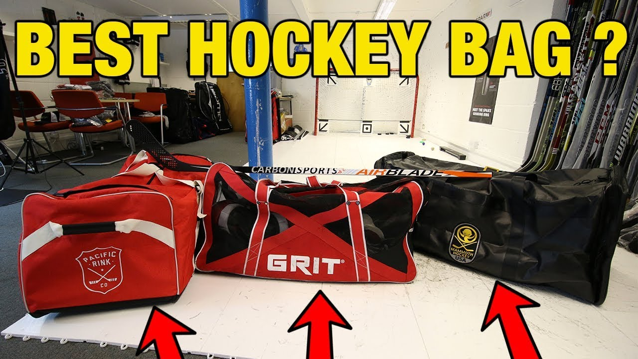 80ccbdd64 8 Best Adult & Youth Hockey Bags for 2019: Backpacks, Duffles, & Wheeled |  Sport Consumer