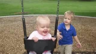 Swinging Siblings 3