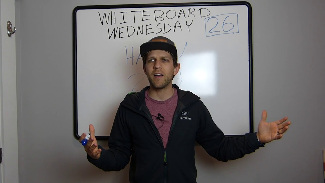 Why We Do Whiteboard Wednesday | WW 26