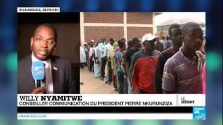 Élections au Burundi : un scrutin controversé