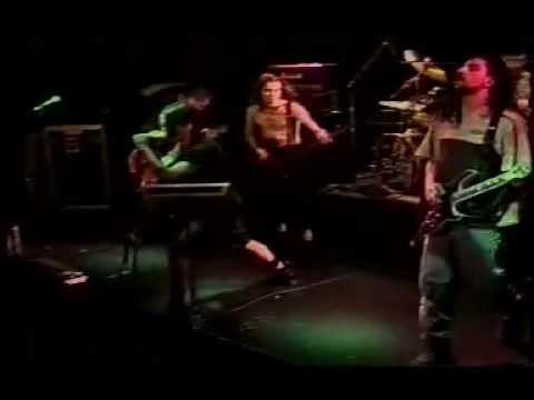 """OverDose live at Whisky A Go-Go [v.1] """"Kenga Tour 96"""", L.A., U.S."""
