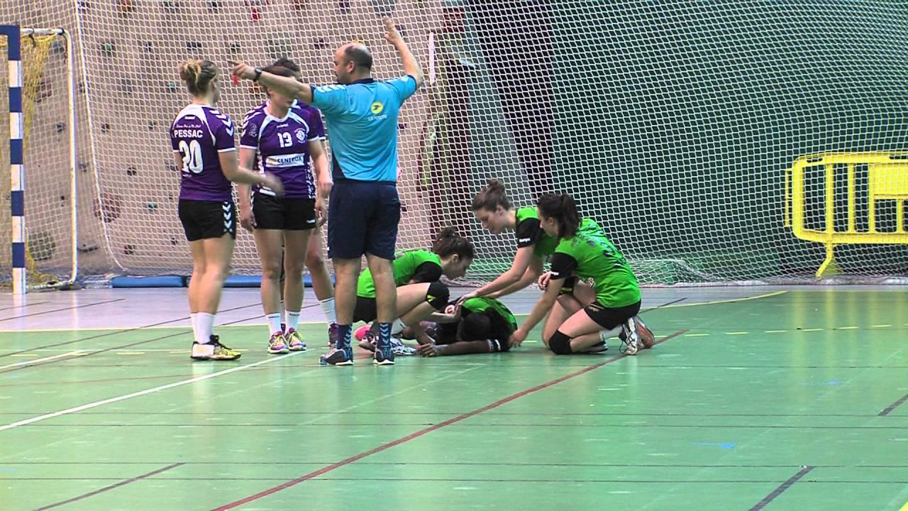 Handball féminin : Montigny-le-Bretonneux au bord de la relégation