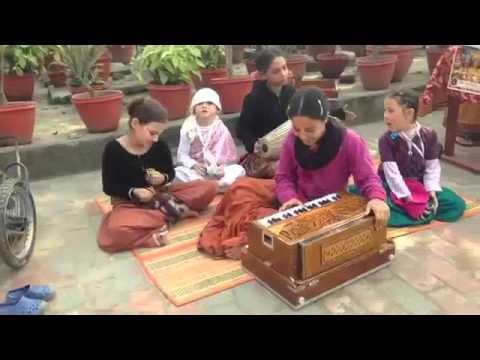 Mayapur Kids Kirtan