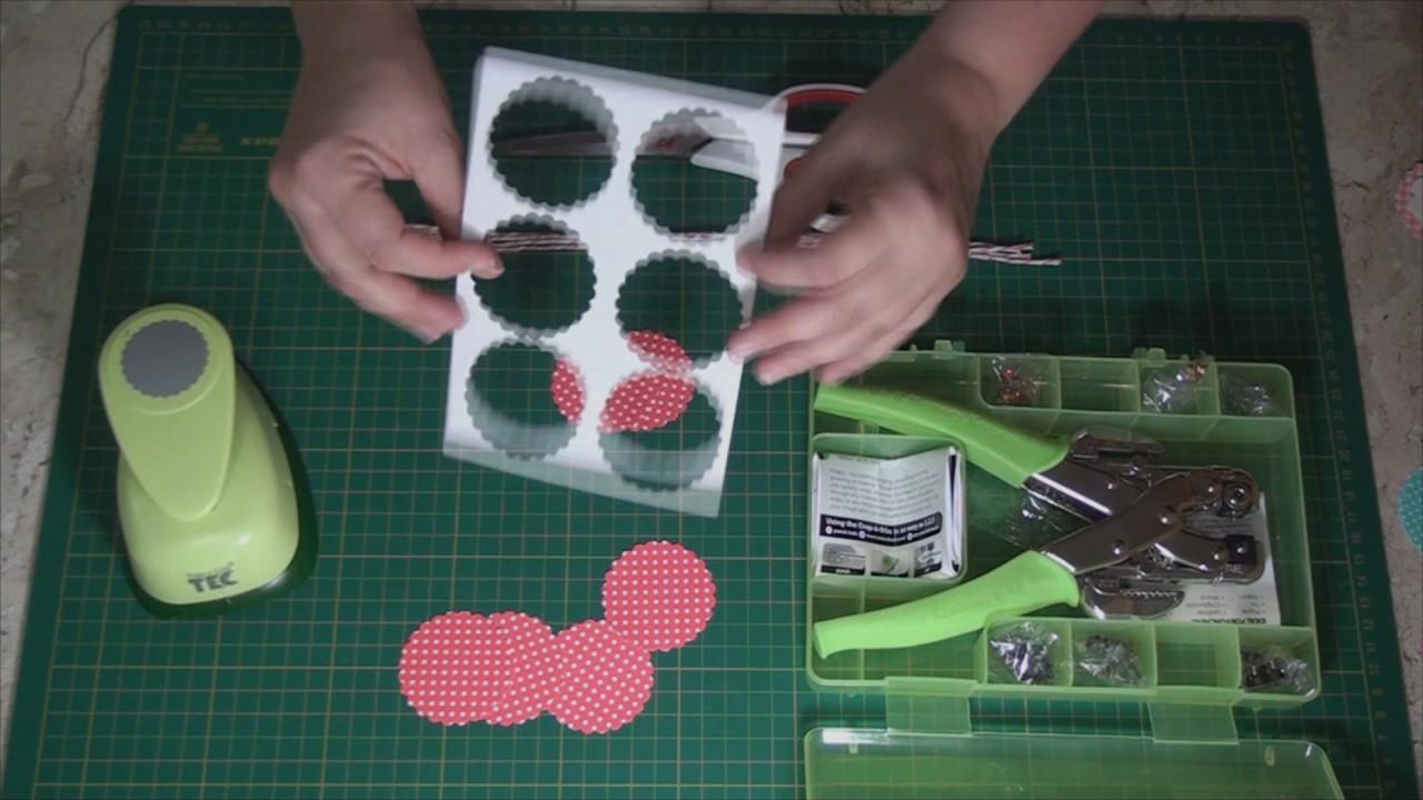 Como fazer tags etiquetas em casa youtube for Como criar peces ornamentales en casa