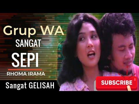[Parodi] - Lucu - Rhoma Irama Gelisah Gara-Gara Grup WA Sepi