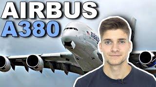 Der AIRBUS A380! (1) AeroNewsGermany