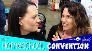 Homeschool Convention Vlog || Teach Them Diligently 2017 thumbnail