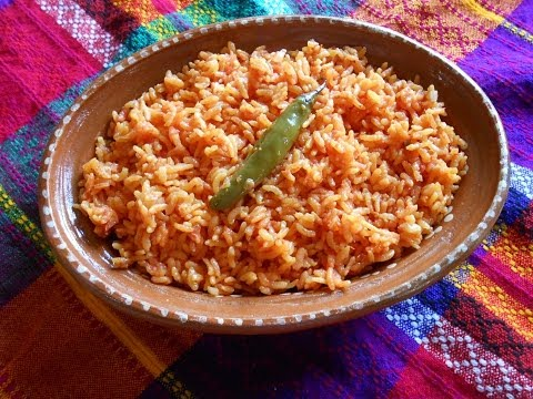 Mexican Red Rice: Mexican Red Rice Recipe