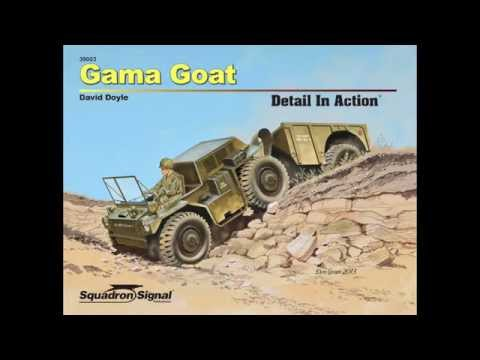 Gama Goat Detail In Action