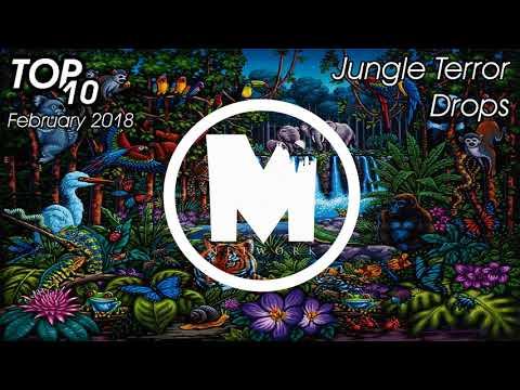 TOP 10 Jungle Terror Drops (February 2018)