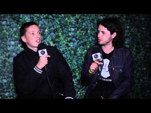 TEED (Part 2): Interview at Listen Out - Sydney, Australia (2014)