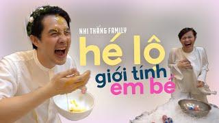 Nhi Thắng Family - Hé lộ giới tính baby   Vlog đặc biệt