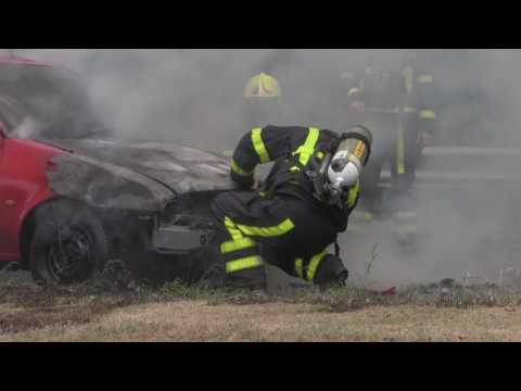 Autobrand Nederweert