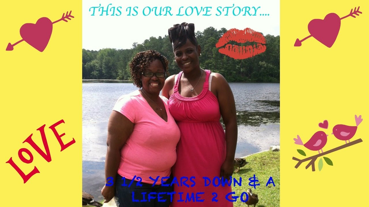 Our First Story Timehow We Metour Lesbian Love Story -9635