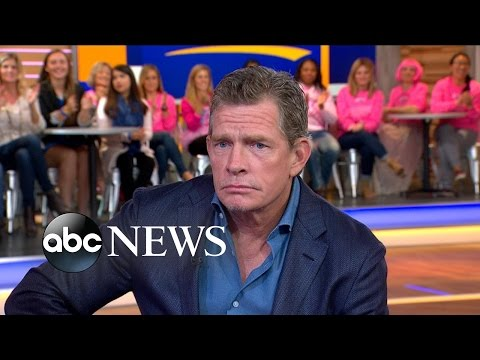 'Divorce': Thomas Haden Church Dishes on New