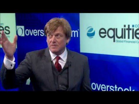 Overstock's Journey & Growth as a Public Company & Bitcoin Disruption
