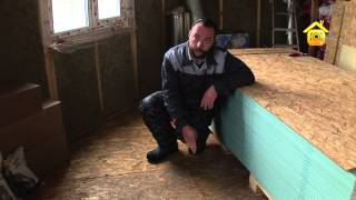 видео Звукоизоляция в каркасном доме