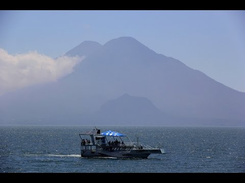 GUATEMALA - LAKE ATITLAN (PART 1) - (Full HD)