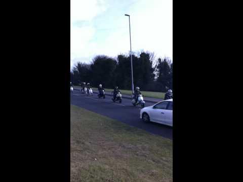 John Cameron Portsmouth Scooter scene