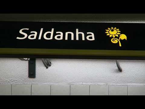 Lisbon Metro Extravaganza 29 November 2017
