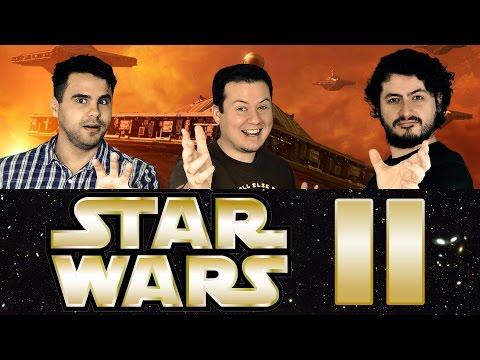 Star Wars Episódio II - O Ataque dos Clones - Opinião | Crítica | Discussão | Análise Completa