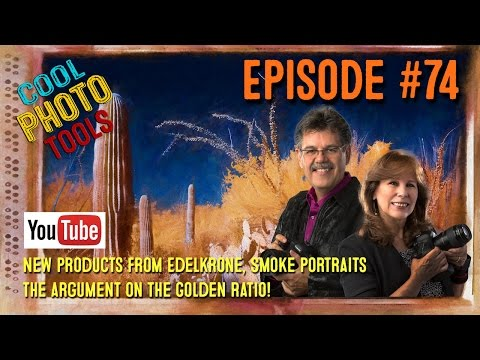 #74: The Golden Ratio Argument, Where There is Smoke... and Edelkrone's New Quick Release!