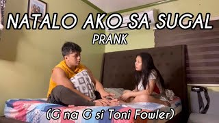 NATALO AKO SA SUGAL PRANK | NAKAGANTI SI DADDY ROB KAY MOMMY TONI (First Time)