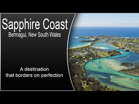 """A destination that borders on perfection - Bermagui """"Sapphire Coast"""" NSW"""