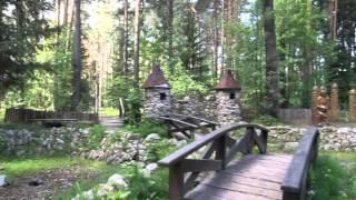 Курорт Усть-Качка! Эффективное лечение, разнообразный досуг на любой вкус!(Фильм о курорте