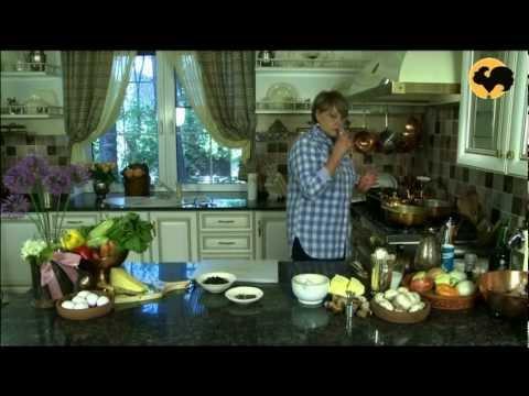 Рецепт Легкий летний салат. На кухне у Марты 11