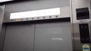 三菱エレベーター 横浜市立みなと赤十字病院