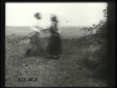 In a gypsy camp near moscow. 1909