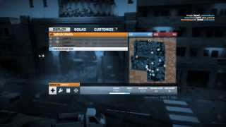 Battlefield 3 - Grand Bazaar TDM Gameplay HD 720p
