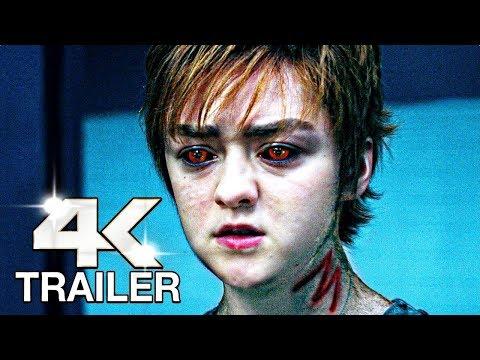 X-MEN: НОВЫЕ МУТАНТЫ: 4 минутный Трейлер (4K ULTRA HD) 2020